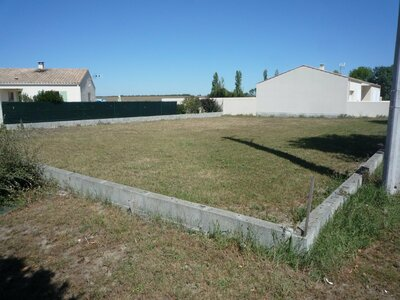 Vente Terrain 441m² courcon - photo