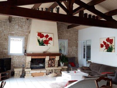 Vente Maison 10 pièces 166m² dompierre sur mer - Photo 4