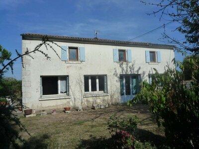 Vente Maison 4 pièces 85m² La Ronde (17170) - photo