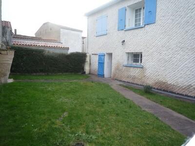 Vente Maison 7 pièces 122m² Courçon (17170) - photo