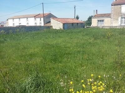 Vente Terrain 370m² Saint-Jean-de-Liversay (17170) - photo