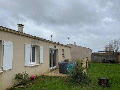 Vente Maison 4 pièces 85m² benon - Photo 1