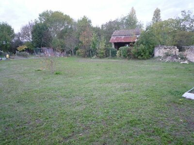 Vente Terrain 862m² La Laigne (17170) - photo