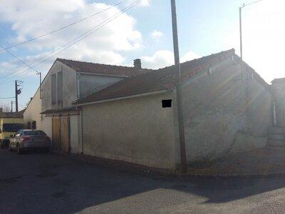Vente Garage 5 pièces 120m² La Laigne (17170) - photo