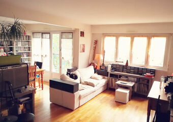 Vente Appartement 5 pièces 88m² CHILLY MAZARIN - photo