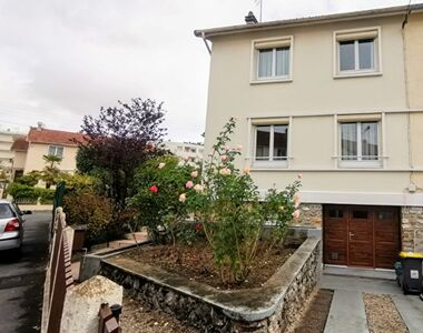 Vente Maison 4 pièces 80m² CHILLY MAZARIN - photo