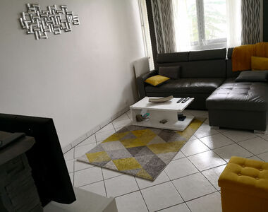 Vente Appartement 4 pièces 82m² CHILLY MAZARIN - photo