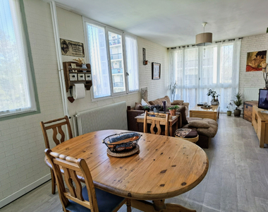 Vente Appartement 4 pièces 83m² CHILLY MAZARIN - photo