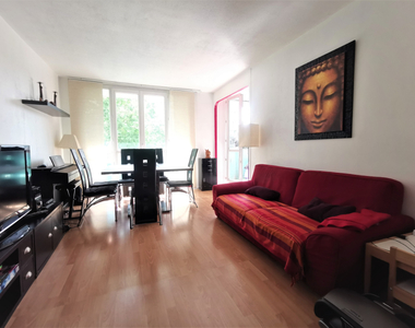 Vente Appartement 3 pièces 72m² CHILLY MAZARIN - photo
