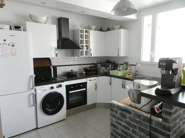 Vente Appartement 3 pièces 63m² CHILLY MAZARIN - photo