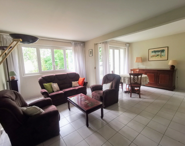 Vente Appartement 5 pièces 87m² CHILLY MAZARIN - photo