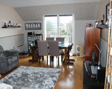 Vente Appartement 3 pièces 67m² CHILLY MAZARIN - photo