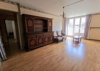 Vente Appartement 4 pièces 80m² CHILLY MAZARIN - photo