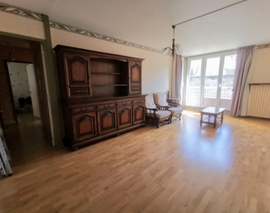 Vente Appartement 4 pièces 80m² CHILLY MAZARIN - photo