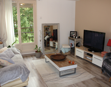 Vente Appartement 4 pièces 64m² CHILLY MAZARIN - photo