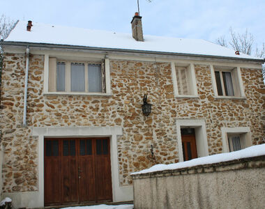 Vente Maison 4 pièces 100m² CHILLY MAZARIN - photo