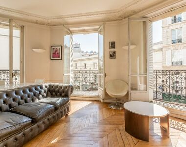 Vente Appartement 4 pièces 92m² Paris 03 (75003) - photo