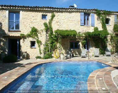 Vente Maison / Propriété 10 pièces 266m² Sauzet (30190) - photo