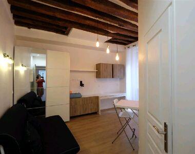 Location Appartement 1 pièce 19m² Paris 03 (75003) - photo