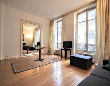 Vente Appartement 1 pièce 32m² Paris 08 (75008) - photo
