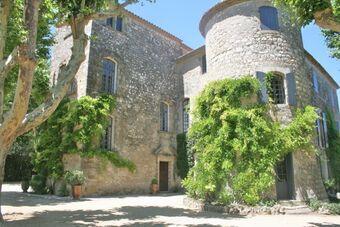 Vente Châteaux 15 pièces 900m² Saint Chaptes - photo