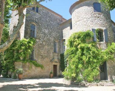 Vente Maison / Propriété 15 pièces 900m² Saint-Chaptes (30190) - photo