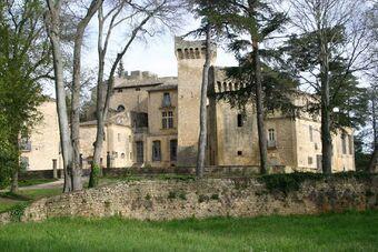 Vente Châteaux 35 pièces Vers Pont du Gard - photo