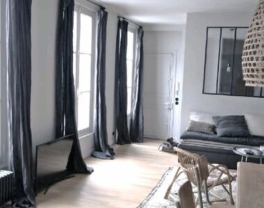 Vente Appartement 2 pièces 52m² Paris 03 (75003) - photo