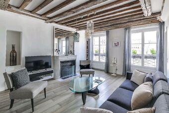 Vente Appartement 3 pièces 77m² Paris - photo