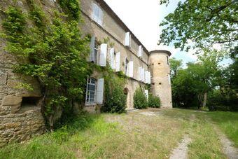 Vente Châteaux 15 pièces 500m² Saint Christol - photo