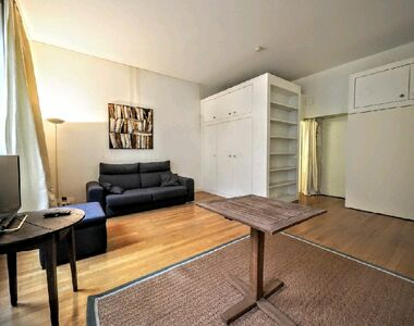 Vente Appartement 1 pièce 32m² Paris 08 (75008) - photo