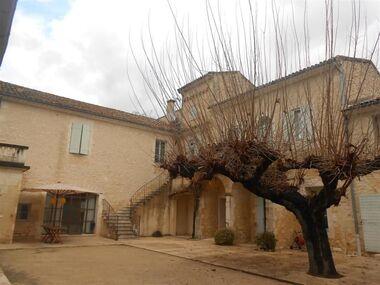 Vente Maison / Propriété 20 pièces 1 500m² Gajan (30730) - photo