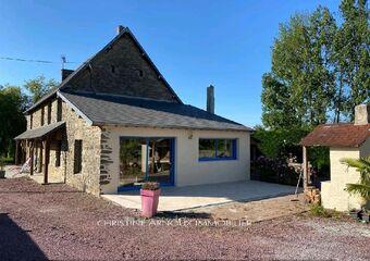 Vente Maison / Propriété 7 pièces 200m² Le Lorey (50570) - photo