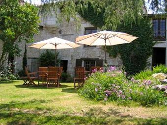 Vente Maison / Propriété 10 pièces 315m² Faye-la-Vineuse (37120) - photo