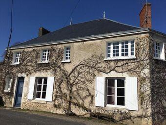 Vente Maison / Propriété 7 pièces 190m² Marchenoir (41370) - photo