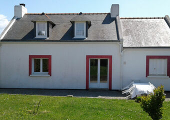 Vente Maison 4 pièces 138m² SAUZON - photo