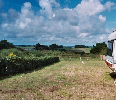 Vente Terrain 949m² LOCMARIA - photo