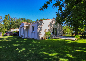 Vente Maison 4 pièces 93m² ST SULPICE DE ROYAN - photo