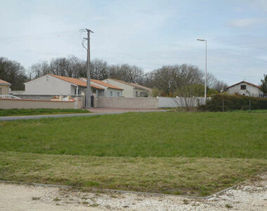 Sale Land 821m² MEDIS - photo