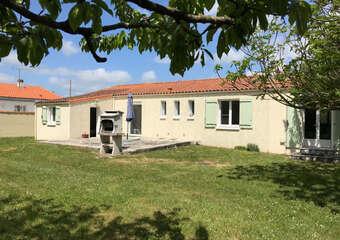 Vente Maison 5 pièces 100m² MORNAC SUR SEUDRE - photo