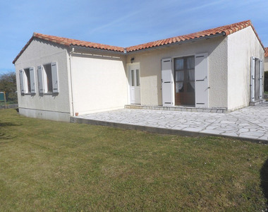Location Maison 4 pièces 95m² Saint-Palais-sur-Mer (17420) - photo