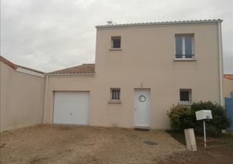 Location Maison 4 pièces 84m² Médis (17600) - photo