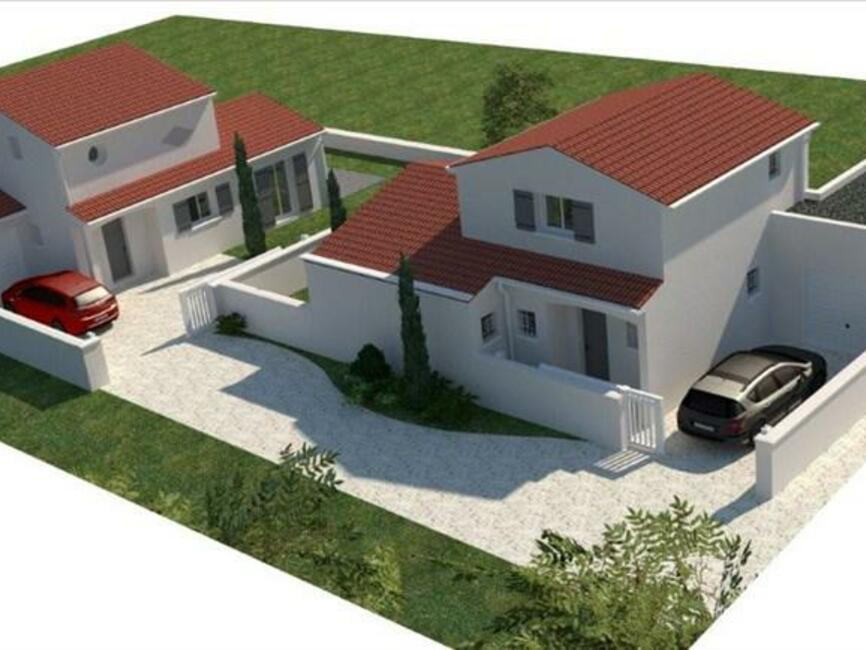 Vente maison 4 pi ces royan 17200 265486 for Concession renault garage du chay royan