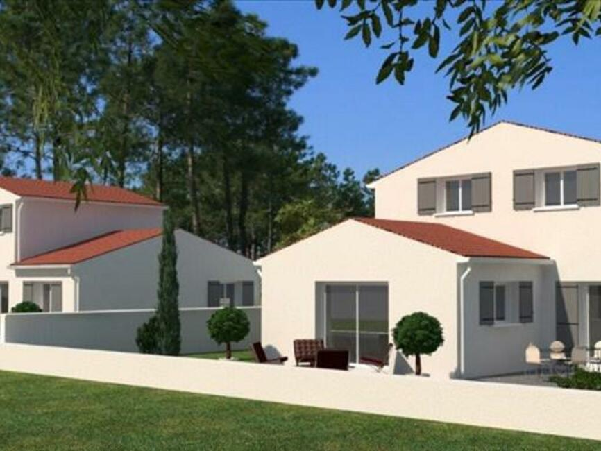 Vente maison 4 pi ces royan 17200 265487 for Concession renault garage du chay royan