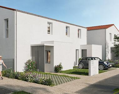 Vente Maison 5 pièces 104m² VAUX SUR MER - photo