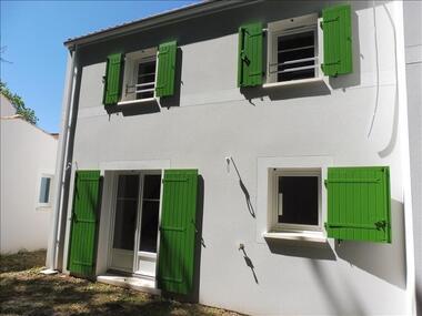 Vente Maison 3 pièces 60m² Breuillet (17920) - photo