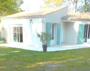 Location Maison 3 pièces 65m² Saint-Augustin (17570) - photo