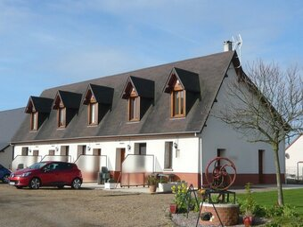 Location Appartement 4 pièces 57m² Saint-Nicolas-de-la-Taille (76170) - photo