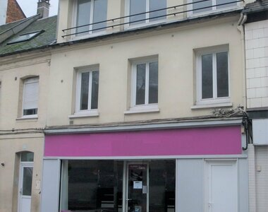 Vente Immeuble 150m² BOLBEC - photo