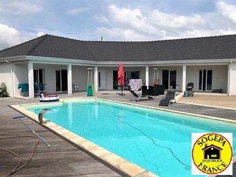 Vente Maison 4 pièces 170m² HOUQUETOT - photo